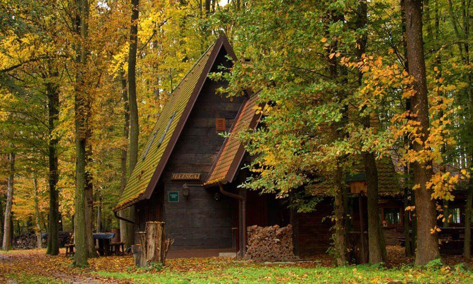 Lovački dom - Jelengaj